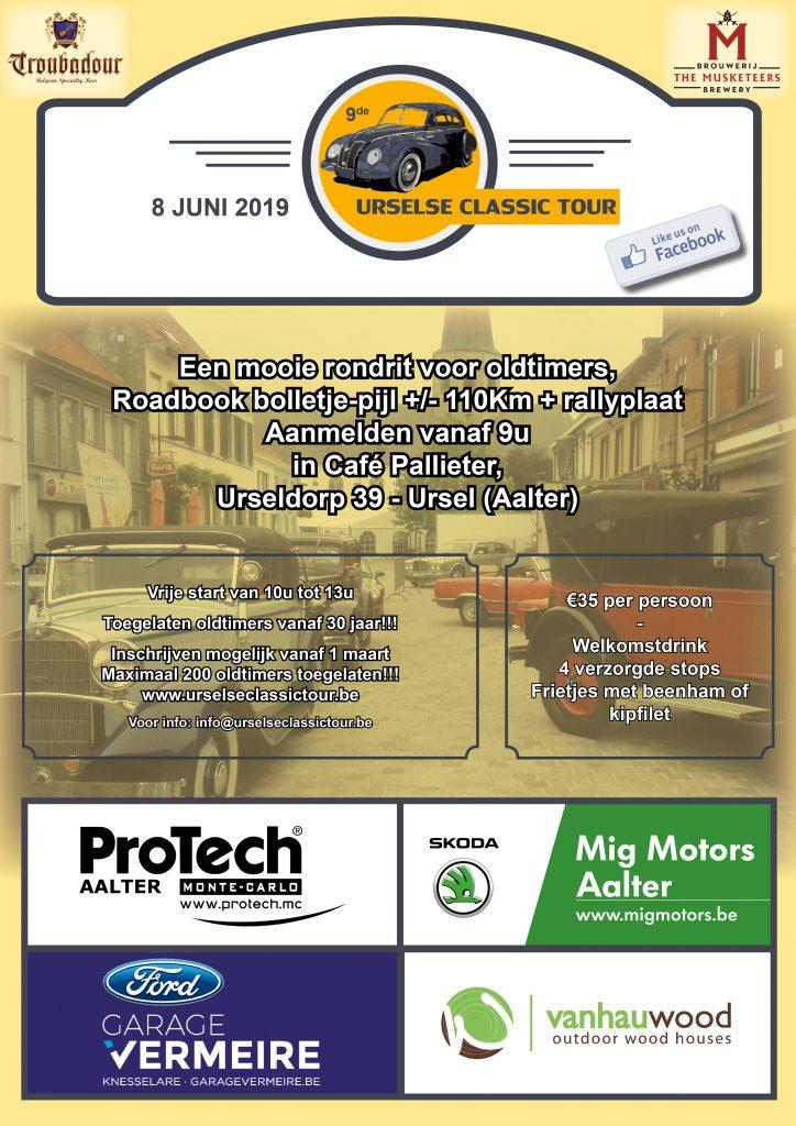 Affiche UCT 2019